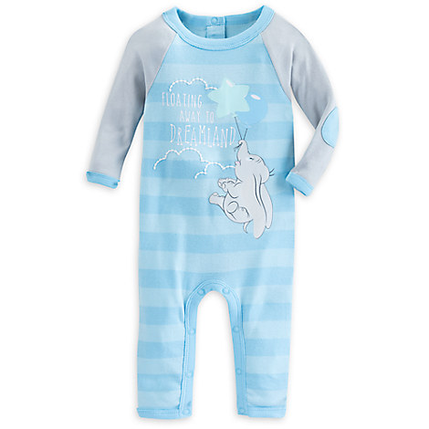 Dumbo Stretchie Sleeper for Baby