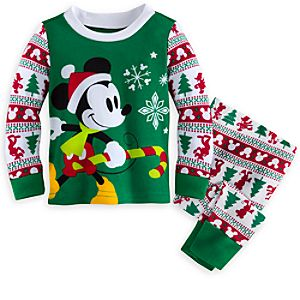 Mickey Mouse Holiday PJ PALS for Baby 4042046860403M