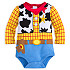 Woody Costume Bodysuit for Baby - Personalizable