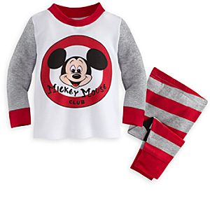 Mickey Mouse Clubhouse PJ PALS for Baby 4042046860449M
