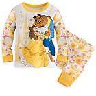 Belle and Beast PJ PALS for Baby