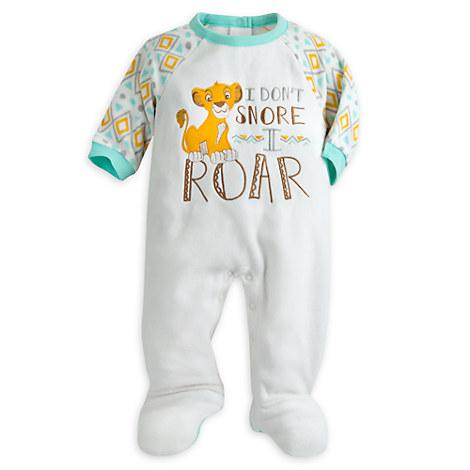 Simba Blanket Sleeper for Baby