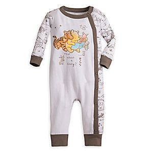Winnie the Pooh and Friends Coverall for Baby