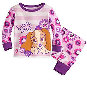Lady and the Tramp PJ PALS for Baby