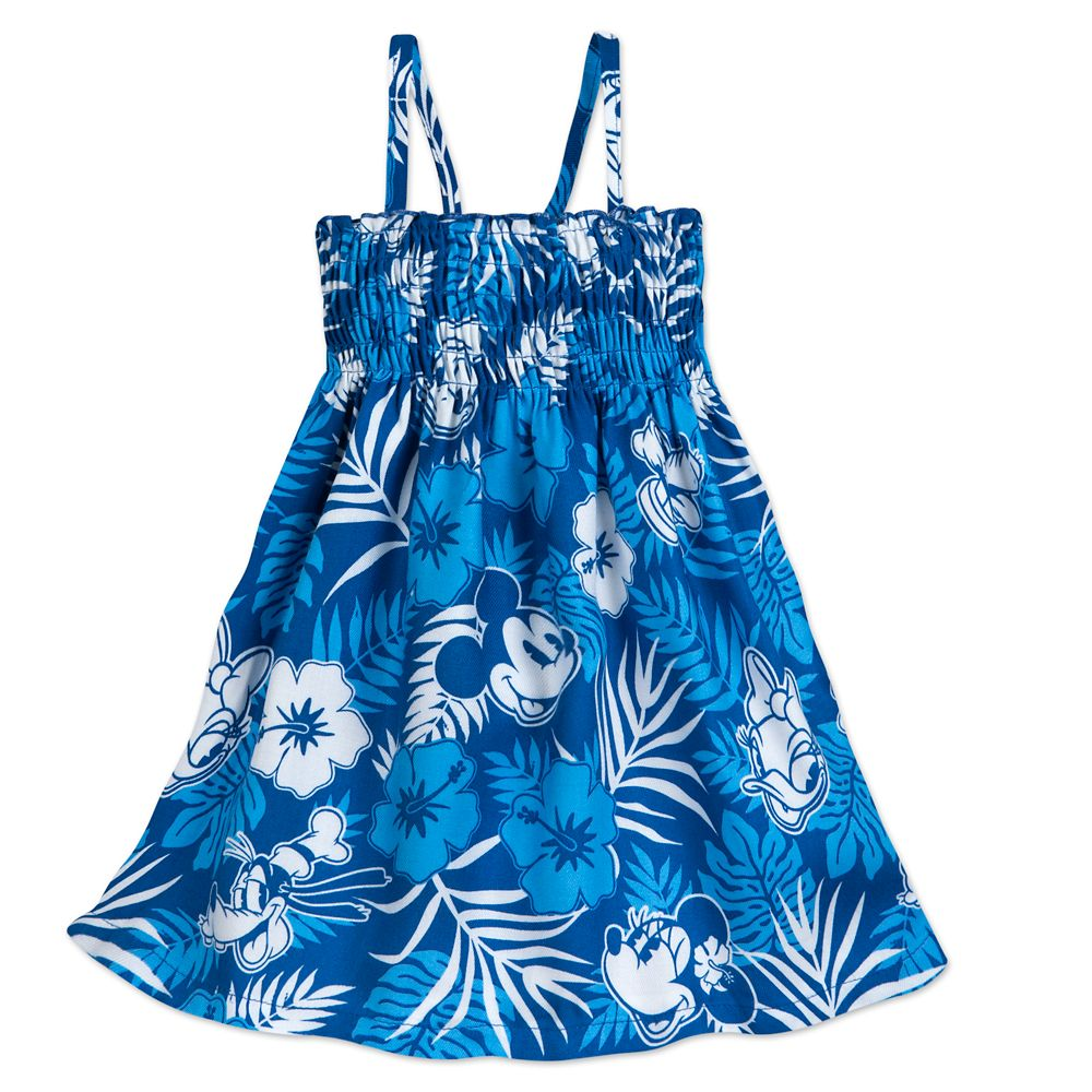 Mickey Mouse and Friends Aloha Dress for Baby – Disney Hawaii