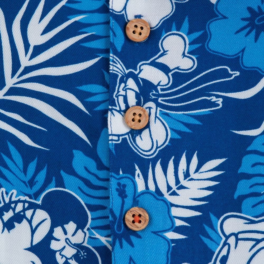 Mickey Mouse and Friends Aloha Shirt for Baby – Disney Hawaii