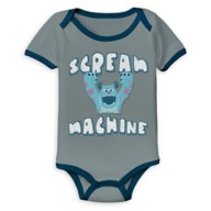 Sulley Bodysuit for Baby – Monsters, Inc.