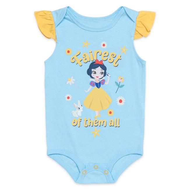 Snow White Bodysuit for Baby