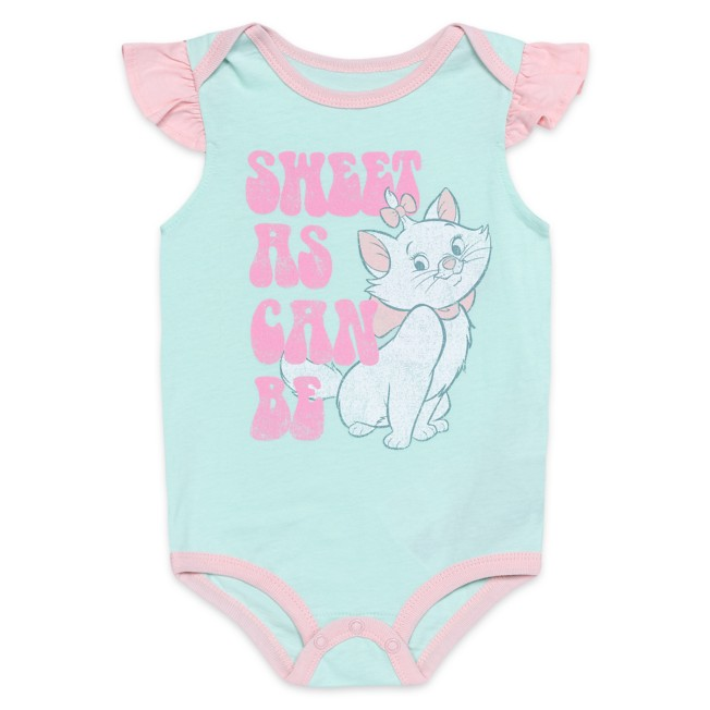 Marie Bodysuit for Baby – The Aristocats