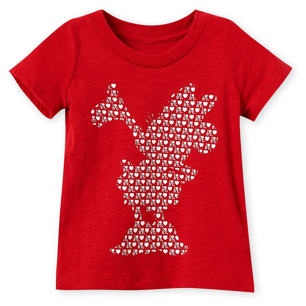 Minnie Mouse T-Shirt for Baby – New York