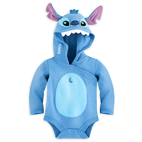 Stitch Bodysuit Costume for Baby - Personalizable