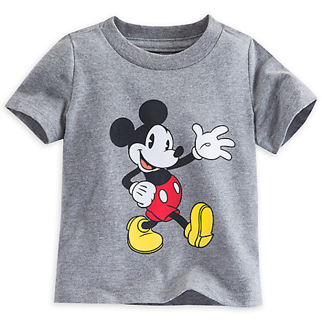 Mickey Mouse Classic Tee for Baby