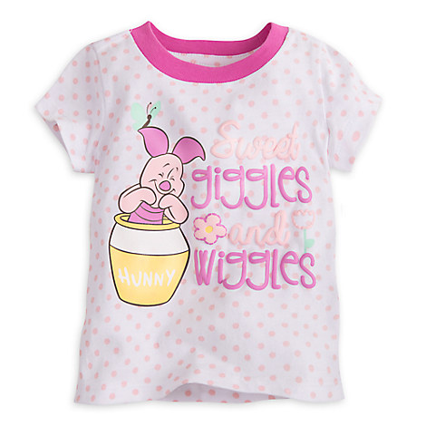 Piglet Tee for Baby