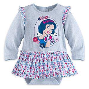 Snow White Disney Cuddly Bodysuit for Baby