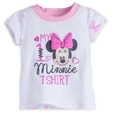 Minnie Mouse ''My First'' Tee for Baby