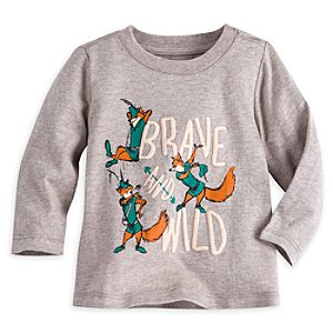 Robin Hood Long Sleeve Tee for Baby