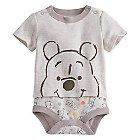 Winnie the Pooh Disney Cuddly Bodysuit for Baby