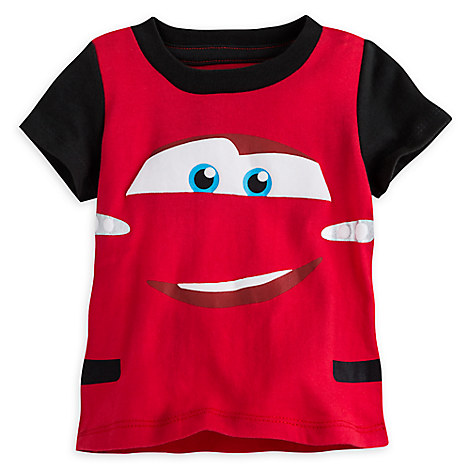 Lightning McQueen Tee for Baby