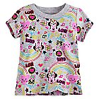 Minnie Mouse Graphic Print Tee for Baby