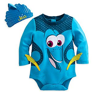 Dory Costume Bodysuit for Baby - Personalizable