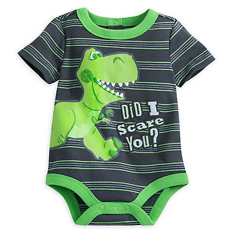 Rex Disney Cuddly Bodysuit for Baby