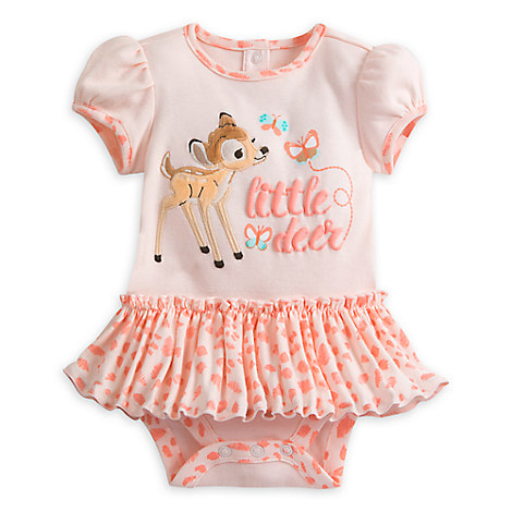 Bambi Disney Cuddly Bodysuit for Baby