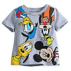 Mickey Mouse and Friends Tee for Baby