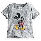 Mickey Mouse Classic Heathered Tee for Baby