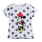 Minnie Mouse Polka Dot Tee for Baby