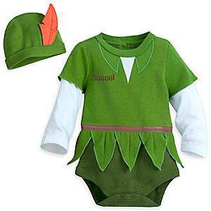 Peter Pan Costume Bodysuit for Baby - Personalizable