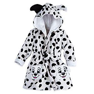 101 Dalmatians Bath Robe For Baby Disney Store