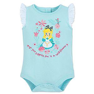 Alice in Wonderland Bodysuit for Baby