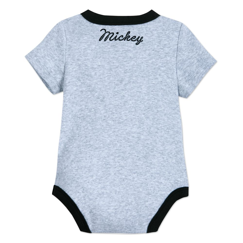 Mickey Mouse Bodysuit for Baby