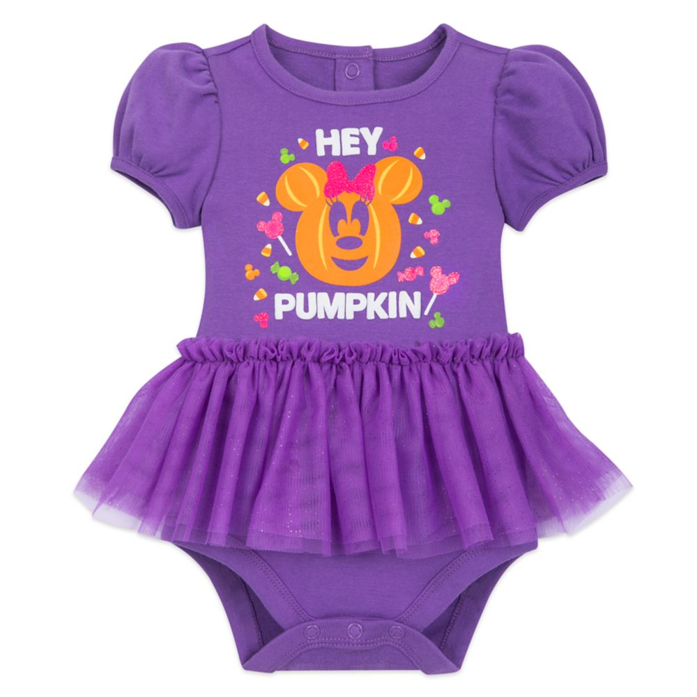 Minnie Mouse Halloween Bodysuit for Baby