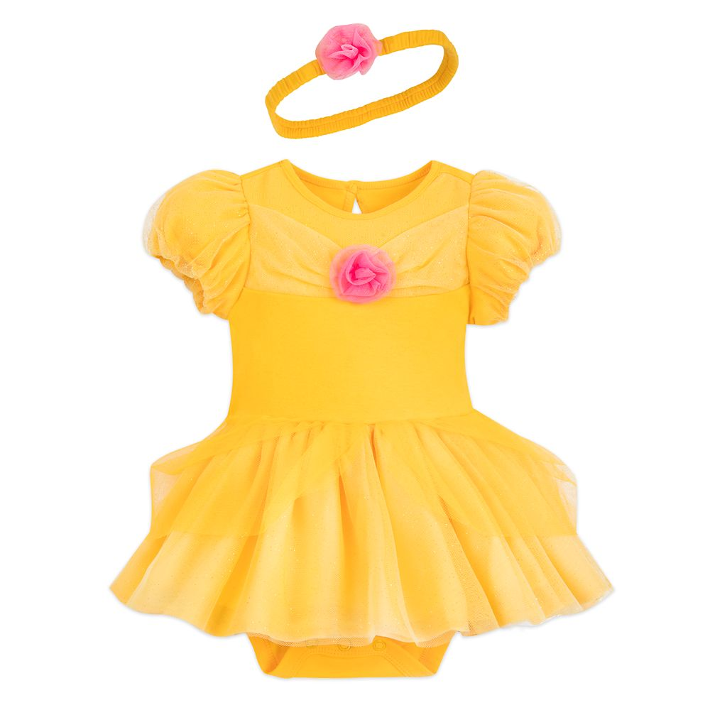 Belle Costume Bodysuit for Baby Official shopDisney
