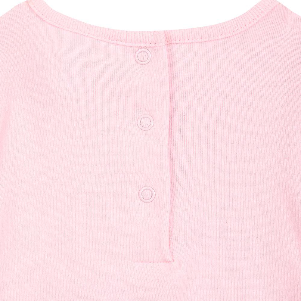Disney Princess Long Sleeve Tutu Bodysuit for Baby
