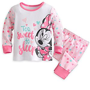Minnie Mouse PJ PALS for Baby 4042057390667M