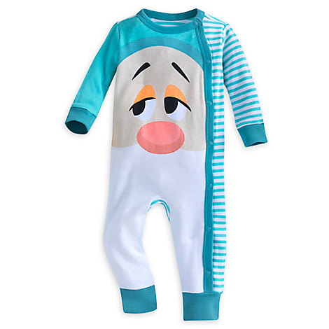 Sleepy Stretchie for Baby - Snow White and the Seven Dwarfs