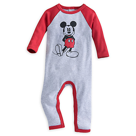 Mickey Mouse Stretchie for Baby
