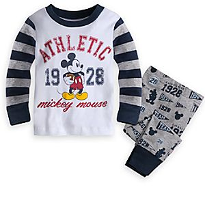 Mickey Mouse PJ PALS Set for Baby 4042057390742M