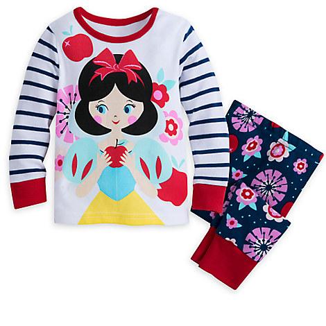 Snow White PJ PALS Set for Baby