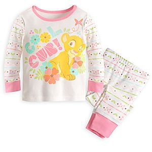 Nala PJ PALS Set for Baby – The Lion King