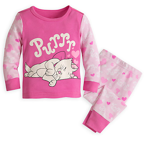 Marie PJ PALS Set for Baby - The Aristocats