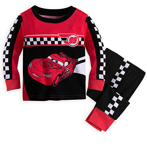 Lightning McQueen PJ PALS Set for Baby - Cars 3