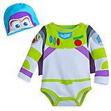 Buzz Lightyear Costume Bodysuit for Baby