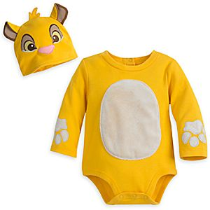 Simba Costume Bodysuit for Baby