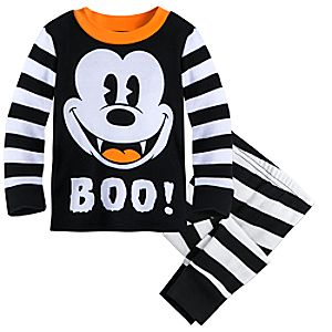 Mickey Mouse Halloween PJ PALS for Boys 4042057390775M