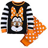 Minnie Mouse Halloween PJ PALS for Girls