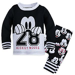 Mickey Mouse PJ PALS Set - Baby 4042057390814M