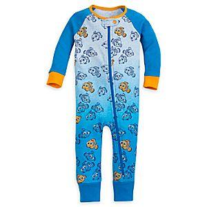 Nemo Stretchie Sleeper for Baby 4042057390945M
